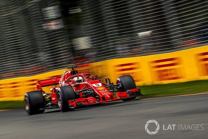 """Vettel quiere hacerle un """"dos contra uno"""" a Hamilton"""