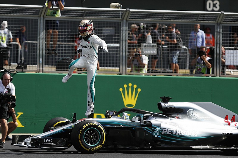 Formel 1 Silverstone 2018: So knapp war Hamiltons Pole im Qualifying!