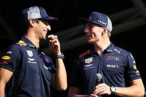 Webber : Rester chez Red Bull, la meilleure option pour Ricciardo