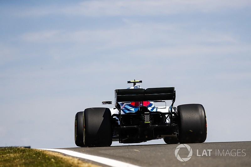 """Williams va régler le problème """"catastrophique"""" d'aileron arrière"""