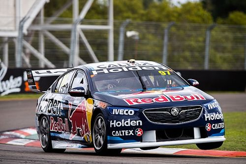 Townsville Supercars: Van Gisbergen seals Shootout pole