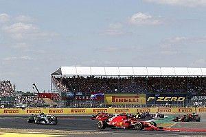 Vettel: bolondság lenne feltételezni, hogy szándékos volt, ami a rajt után történt