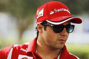 Massa cierpiał przez Alonso