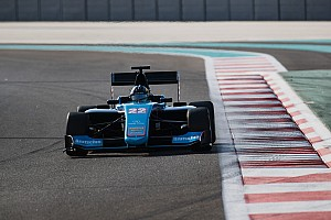 GP3 Breaking news Beckmann completes Jenzer GP3 line-up