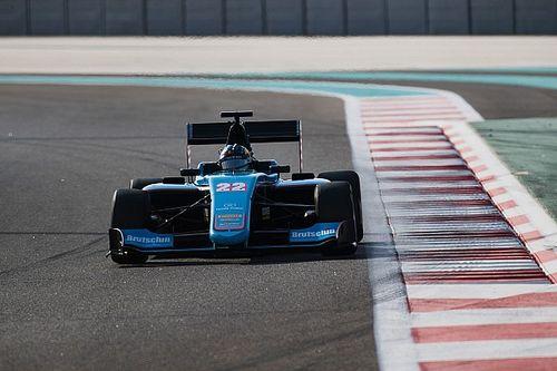 Beckmann completes Jenzer GP3 line-up