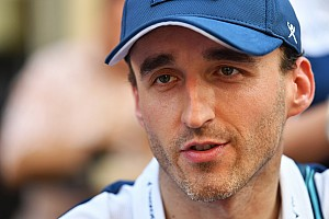 Formula 1 Breaking news Kubica named Williams' reserve driver