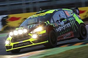 Record: Rossi wint Monza Rally Show voor de zesde keer
