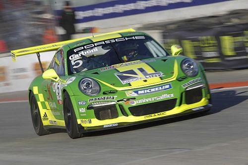 Motor Show, Carrera Cup Italia: Quaresmini sbatte, il re è Carboni