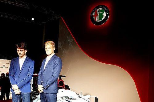 Alfa Romeo anlaşması Leclerc ve Ericsson'u heyecanlandırıyor