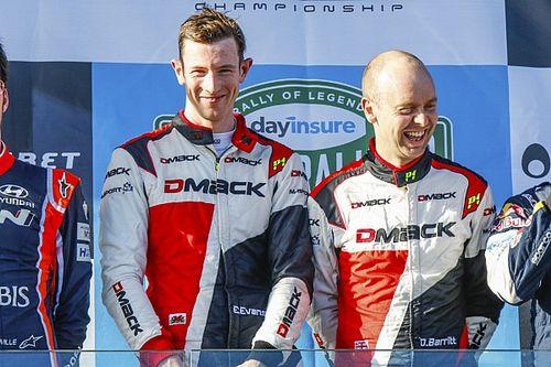 Evans correría con M-Sport en el WRC 2018