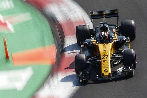 Хюлькенберг: Renault станет топ-командой лишь через два-три года