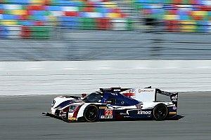 Alonso marca la mejor vuelta de su equipo en la clasificación del test de Daytona