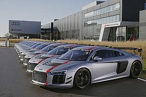 GT Breaking news Serah terima konsumen Audi R8 LMS GT4