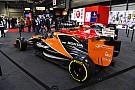 Átment a törésteszten a 2018-as McLaren