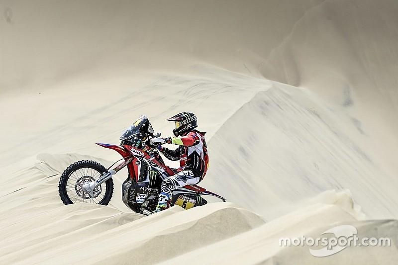 Dakar 2018, 2. Etap: Motosikletlerde Barreda liderliği ele geçirdi