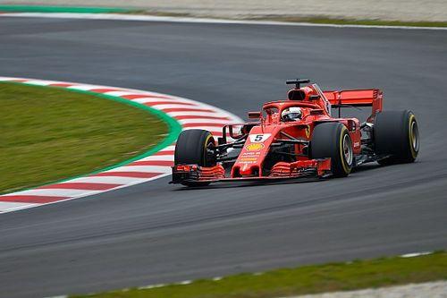 """Vettel cree que Ferrari este año estará """"aún más cerca"""" de Mercedes"""