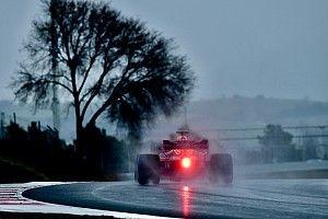 Após neve, F1 tem dia com apenas um tempo marcado na Espanha