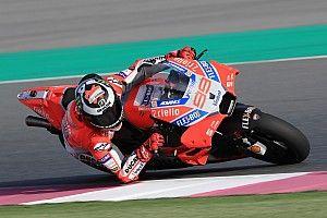 """Lorenzo: """"Quiero empezar con un buen resultado, pero sin obsesionarme"""""""