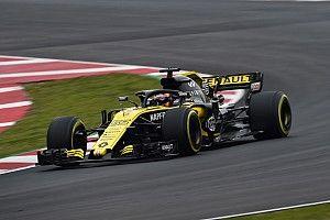 Renault evalúa penalizaciones estratégicas