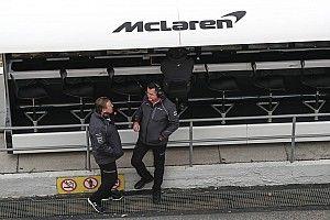 迈凯伦加入F1董事会