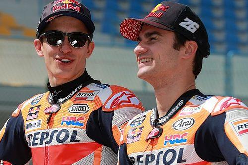 Honda neemt meer tijd om te beslissen over teamgenoot Marquez