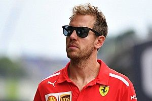 Vettel dihukum penalti mundur grid di GP Austria