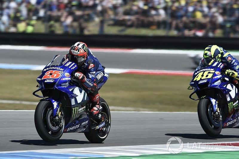 "Vinales: Title still possible if Yamaha brings ""big"" update"