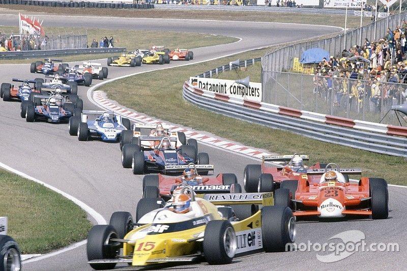 "Zandvoort aurait besoin de changements ""minimes"" pour revenir en F1"