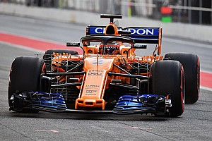 Formule 1 Diaporama Photos - Mardi à Barcelone