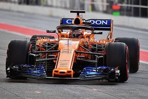 Los detalles de las mejoras de McLaren lideradas por su morro