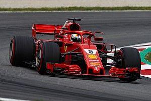 """Vettel: """"Hadden al verwacht dat Mercedes heel sterk zou zijn"""""""