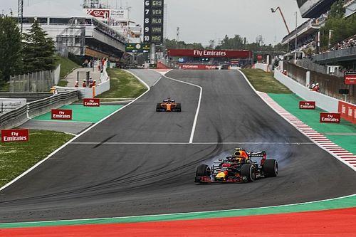 La FIA rectifie la règle du retour en piste après le cas Verstappen