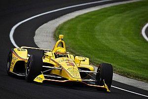 Castroneves fue el más veloz previo a la calificación de Indy 500