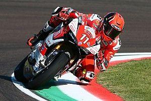 Imola, Gara: vince Ferrari con la Ducati davanti a Tamburini e Scheib