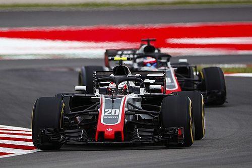 Grosjean é mais rápido do que Button, diz Magnussen