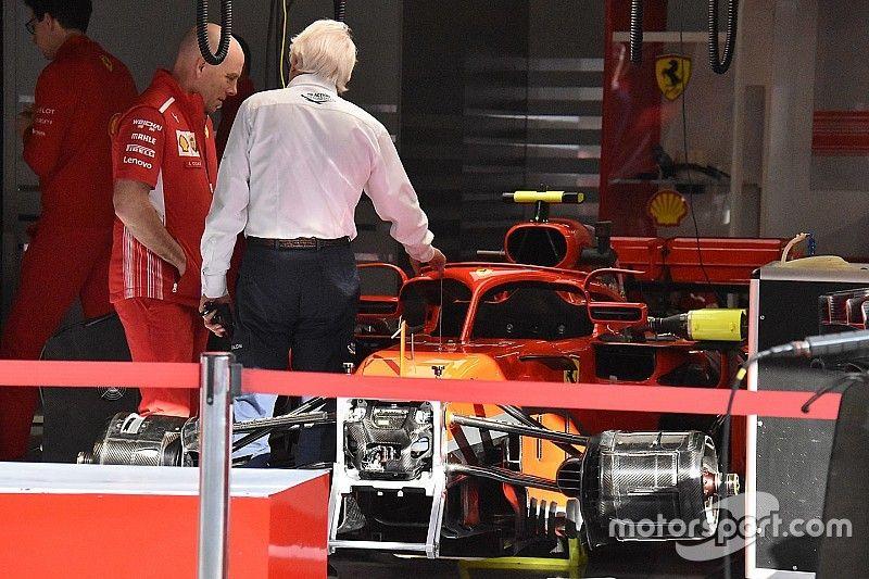 Почему новые зеркала Ferrari запретили, хотя нарушения правил не было?