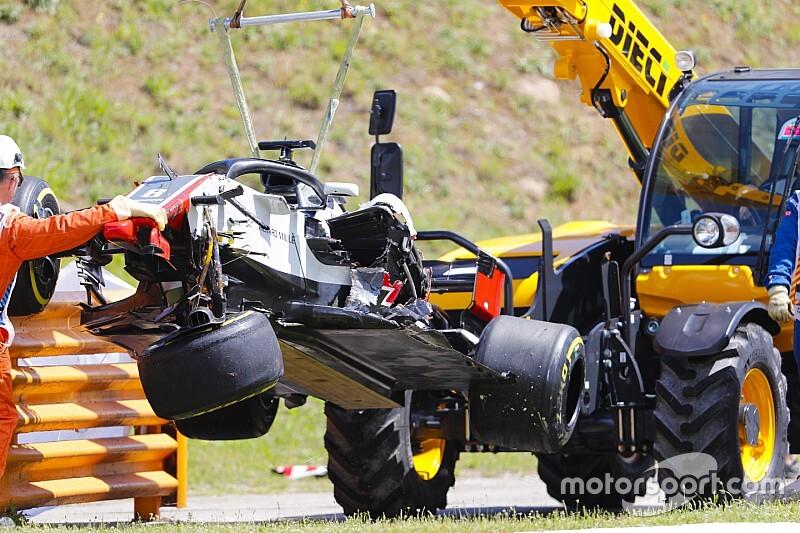Grosjean nem akarja megnézni a Drive to Survive első évadát a szenvedései miatt