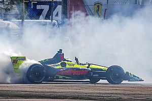 IndyCar Noticias IndyCar asegura que asociación con NBC aumenta sus patrocinios