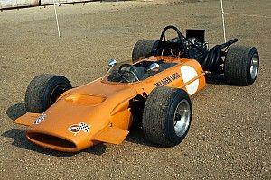 Rétro 1969 - La McLaren M9A à quatre roues motrices
