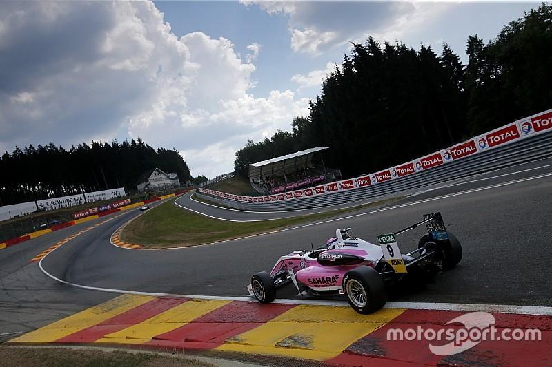 Jehan Daruvala conquista Gara 1 a Spa Francorchamps