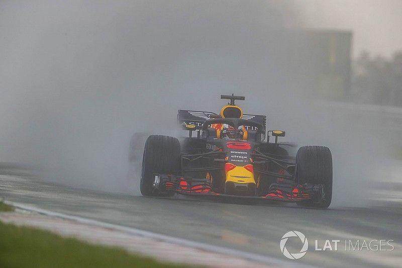 Ricciardo culpa a la mala suerte de su eliminación en Hungría