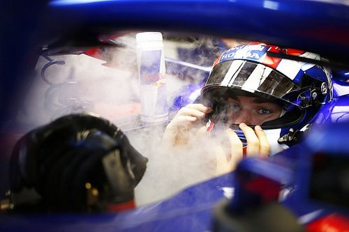 Тост: Гасли стал действительно зрелым гонщиком