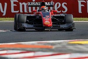 GP3 Hongarije: Mazepin boekt overtuigende overwinning
