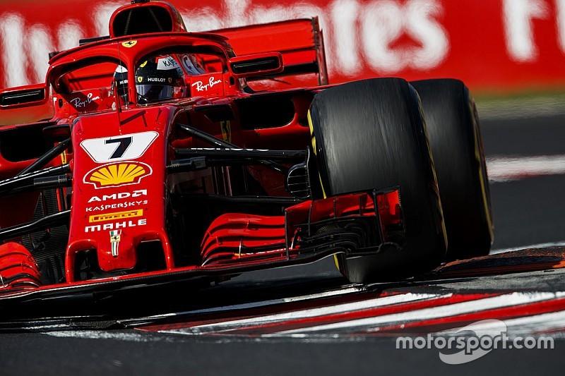 Test Hungaroring, Giorno 2, Ore 11: Raikkonen un fulmine con la Ferrari dotata di gomme Soft