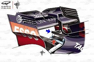 Formel-1-Technik: Wie in Ungarn Zusatzabtrieb generiert wurde