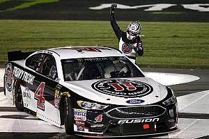 NASCAR Sprint Cup Entrevista