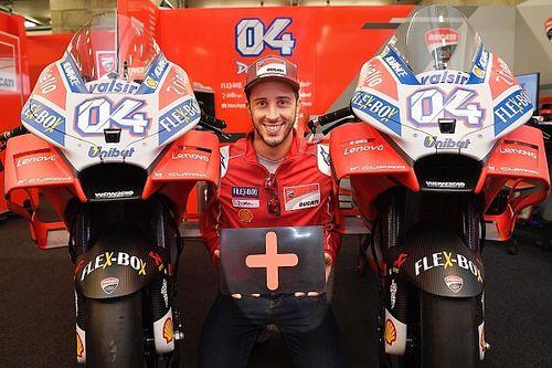Officiel - Dovizioso reste chez Ducati jusqu'en 2020