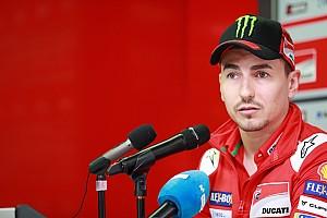 Sempat memimpin, Lorenzo ungkap penyebab finis keenam