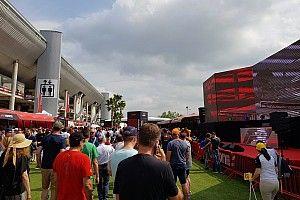 GALERI: Keseruan fanzone baru Formula 1
