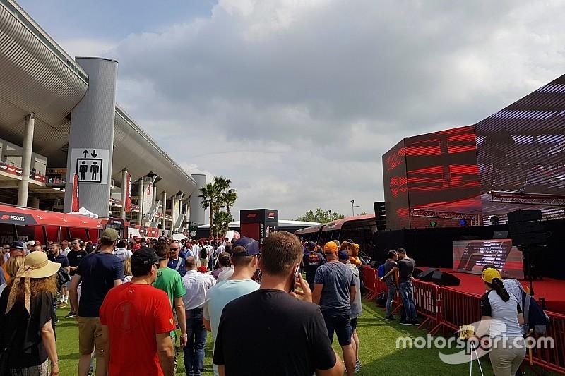 Fotogalerij: Wat je dit jaar van de F1 Fanzone kunt verwachten